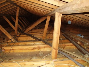 Attic Cleaning Services Attic Restoration Attic Clean