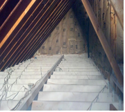 Attic Restoration and Clean up